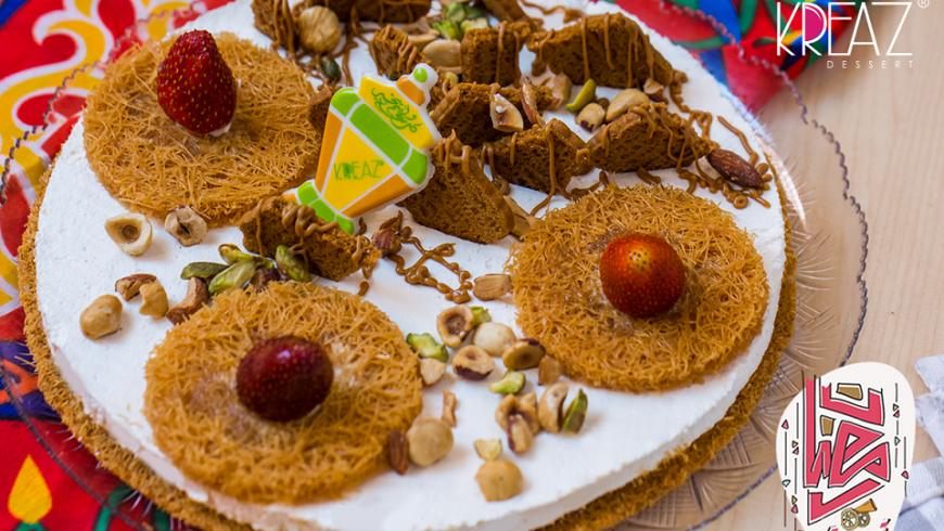 نصائح كريز لاختيار الحلويات الشرقية